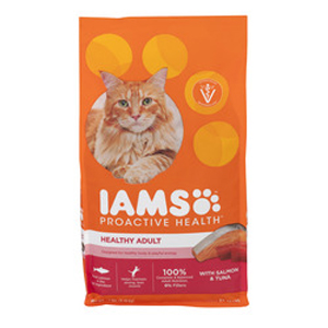 Iams Dry Cat - Salmon & Tuna