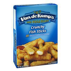 Van de Kamp Fish Sticks