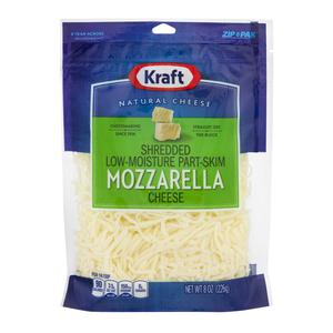Kraft Cheese - Mozzarella Shred
