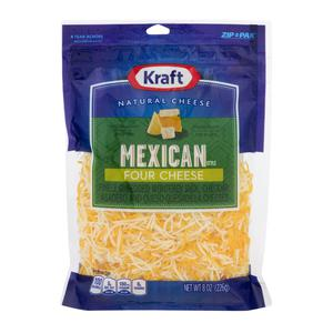 Kraft Cheese - Mexican Shred
