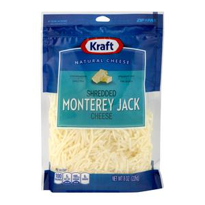 Kraft Cheese - Monterey Shred