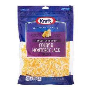 Kraft Cheese - Colby Monterey Shred