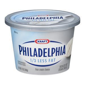 Philadelphia Cream Cheese Lite Tub