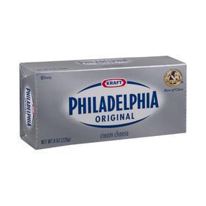 Philadelphia Cream Cheese Block