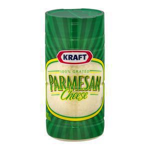 Kraft Cheese - Grated Parmesan