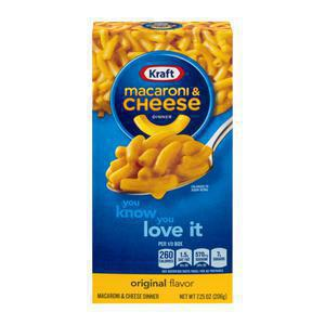 Kraft Mac & Cheese
