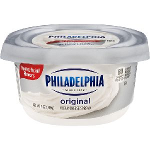 Philadelphia Cream Cheese Tub