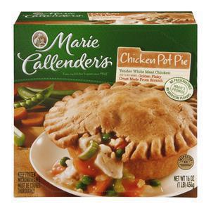 Marie Callender Pot Pie Chicken