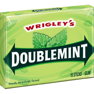 Wrigley`s Double Mint Gum