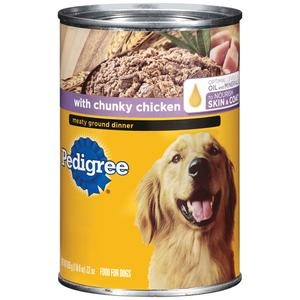 Pedigree Canned Dog - Chicken