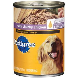 Pedigree Canned Dog - Chunky Chicken