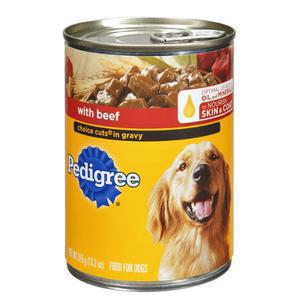 Pedigree Canned Dog - Choice Beef