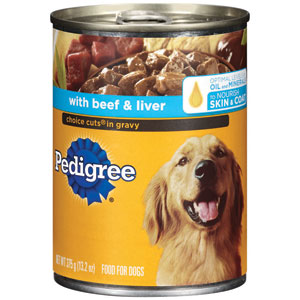 Pedigree Canned Dog - Beef & Liver