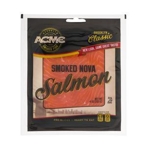 ACME Smoked Sliced Nova Salmon