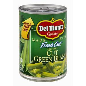 Del Monte Canned Green Beans