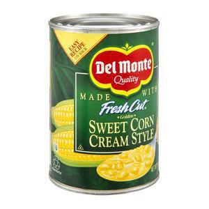 Del Monte Corn - Creamed