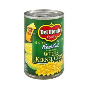 Del Monte Corn - Whole Kernal