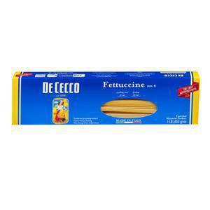 DeCecco Fettuccine Pasta