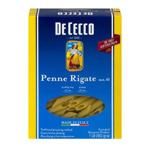 DeCecco Penne Rigate Pasta