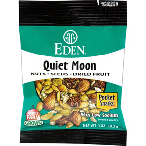 Eden Organic Snacks Quiet Moon