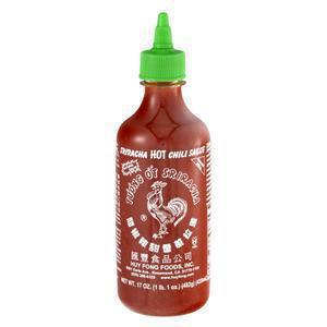 Sriracha Hot Rooster Sauce