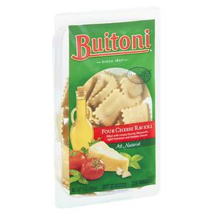Buitoni Fresh Pasta - Four Cheese Ravioli