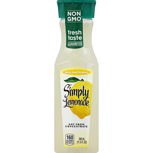 Simply Lemonade - Single Serve