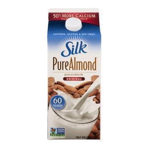 Silk Pure Almond Milk