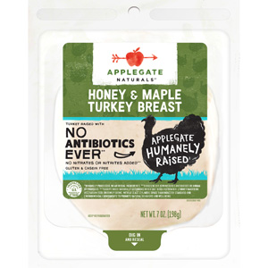 Applegate Farms Honey & Maple Turkey