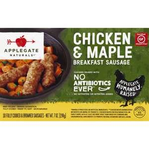 Applegate Farms Breakfast Chicken & Maple Sausage