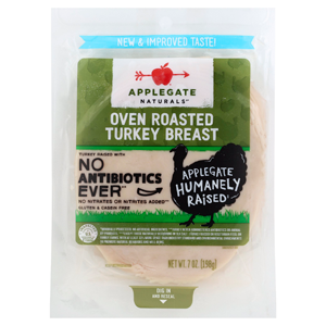 Applegate Farms Roasted Turkey