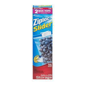 Ziploc Storage Bags Gallon