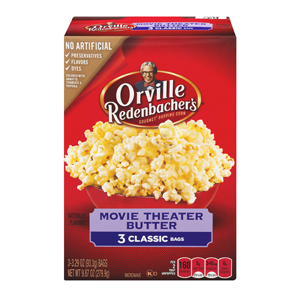 Orville Redenbacher - Movie Theater Butter