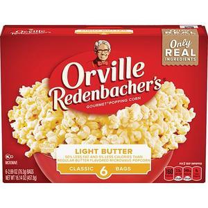 Orville Redenbacher Popcorn - Lite Butter