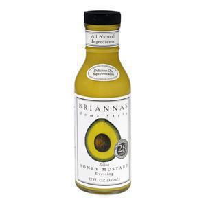 Briannas Honey Mustard