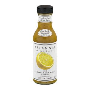 Briannas Fat Free Lemon Tarragon