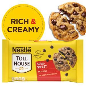 Nestle Semi Sweet Chocolate Chips
