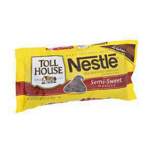 Nestle Semi Sweet Chocolate Chips