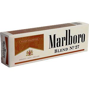 Marlboro Blend #27