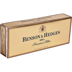 Benson & Hedges 100 Premium