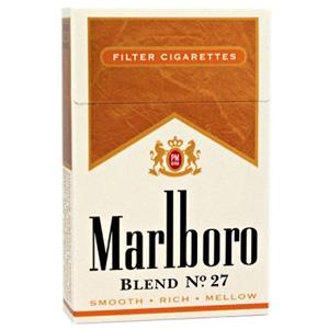 Marlboro Blend 27