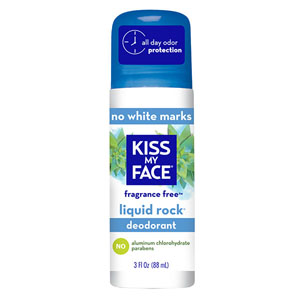 Kiss My Face - Deodorant Liquid Rock Roll On
