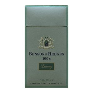 Benson & Hedges Luxury Menthol 100