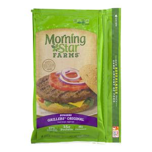 Morningstar Veggie Grillers