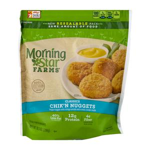 Morningstar Veggie Chik`n Nuggets