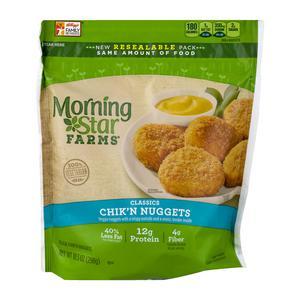 Morningstar Veggie Chik`n Nuggets