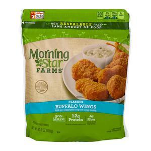 Morningstar Veggie Buffalo Wings