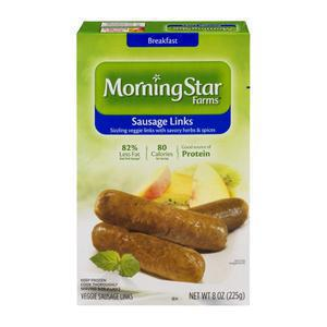 Morningstar Sausage Links