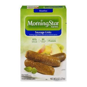 Morningstar Sausage Links