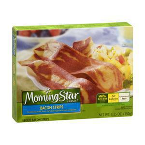 Morningstar Bacon Strips